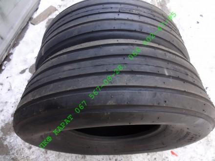 Шина 27x9.50-15 Firestone PR8 TL Rib Implement на трактор борону сеялку. Днепр. фото 1