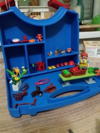 Playmobil конструктор магазин плеймобил. Кременчуг. фото 1