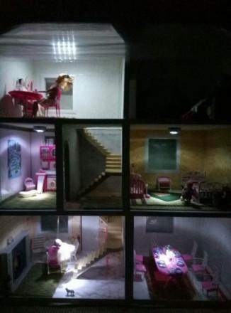 Дом для кукол. Игрушечный домик для Барби.. Верхнеднепровск. фото 1