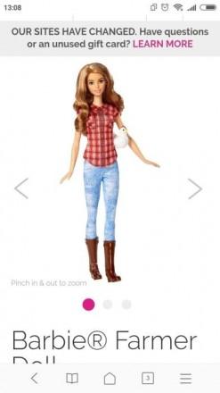 Barbie farmer кукла барби. Киев. фото 1
