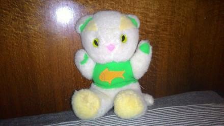 Мягкие игрушки оптом, кошечка,, котик собачка, мишка, медведь,верюлюд,. Калуш. фото 1