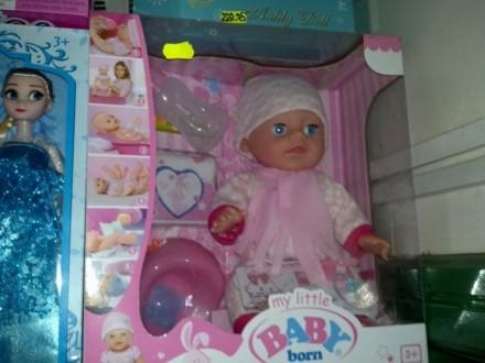 Baby born бейбі борн іграшка пупс. Ивано-Франковск. фото 1