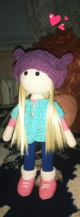 Кукла ручной работы. Мелитополь. фото 1