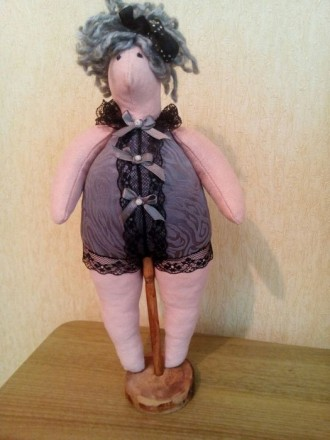 Кукла мягкая ручная работа Тильда. Краматорск. фото 1