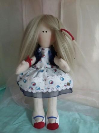 Кукла ручной работы. Ирпень. фото 1