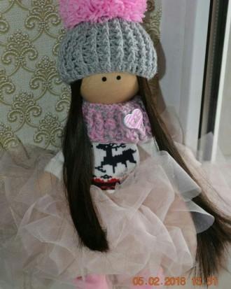 Кукла ручной работы. Балаклея. фото 1
