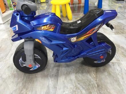 Дитячий мотоцикл-толокар. Ровно. фото 1