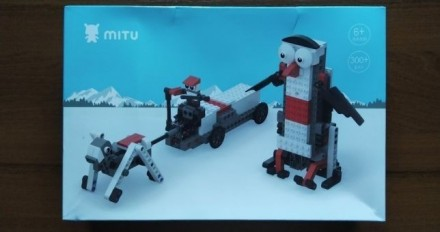 Xiaomi детский конструктор Mitu Building Blocks (Bluetooth, смартфон). Днепр. фото 1