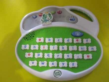 Компьютер Leap Frog Letter Discoveries. Мирноград (Димитров). фото 1