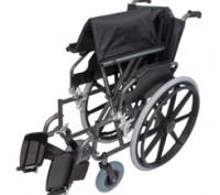 Инвалидная коляска из стали KY951В - 56  Инвалидная коляска из стали (далее «ко. Днепр, Днепропетровская область. фото 3