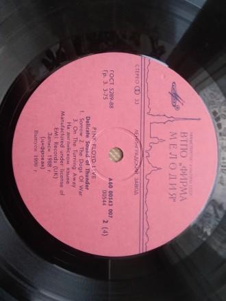 Продам винил Pink floyd 2 шт. 1981 г.. Киево-Святошинский. фото 1