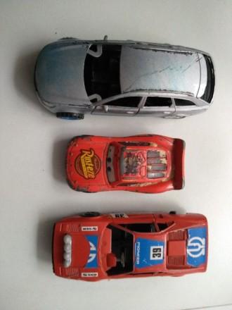 Модели машинок Ferrari. Сарны. фото 1