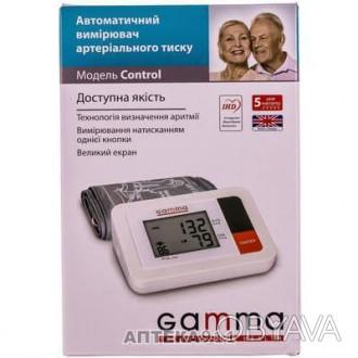 Тонометр Gamma Control Автоматический тонометр предназначен для плечевого измер. Днепр, Днепропетровская область. фото 1