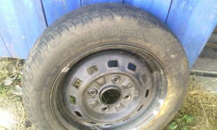 Породам 4 колёса от daewoo matiz. Городня. фото 1