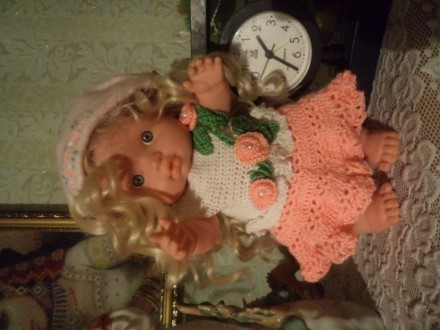 Кукла пупс. Краматорск. фото 1