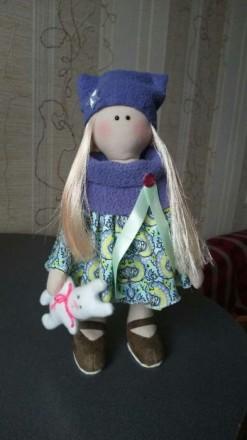 Кукла ручной работы.. Жмеринка. фото 1