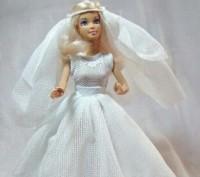Гардероб для куклы Ася, ручная работа!. Херсон. фото 1