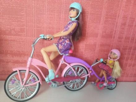 Кукла Барби и сестры