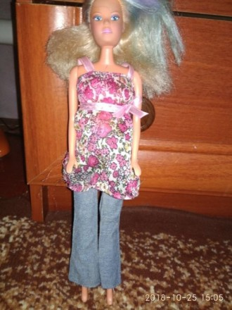 Кукла барби беременная Simba. Красноград. фото 1