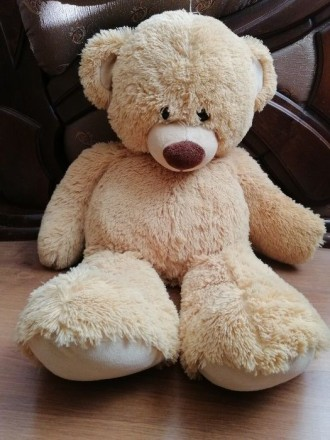 Медведь плюшевый 90 см. Мишка. Ведмідь. Ведмедик. Коломыя. фото 1