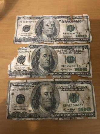 Ветхие и повреждённые. Купюры любой валюты. Замена.Монеты.Старые фунты. Одесса. фото 1