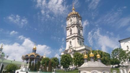 Поездка в Почаев и купель Анны. Новомосковск. фото 1