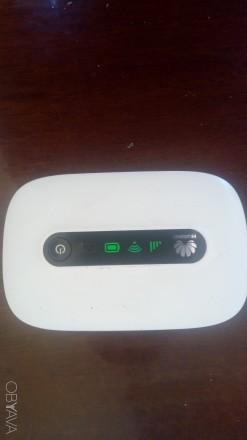 Мобильный 3G Wi-Fi роутер Huawei EC 5321 u-2. Яготин. фото 1