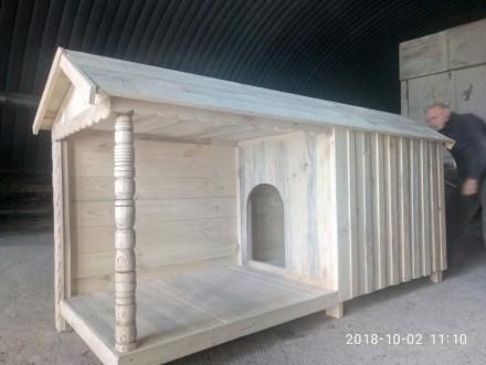 Домик для собаки и не только. Киево-Святошинский. фото 1