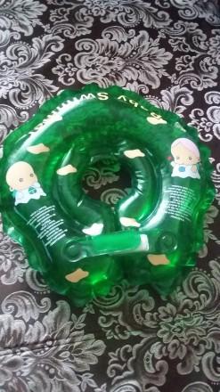 Круг для купання немовлят. Львов. фото 1