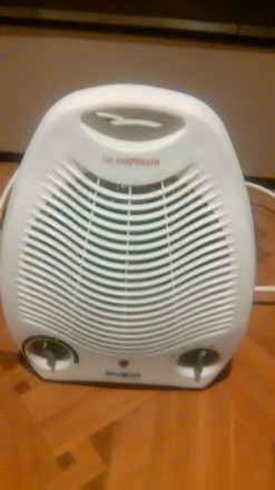 Обогреватель, тепловентилятор, дуйка, калорифер с вентилятором. Одесса. фото 1