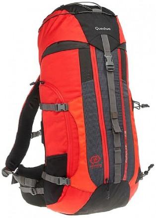 Рюкзак походный Quechua Forclaz 40 Air 2013 Backpack (Red) (036). Херсон. фото 1