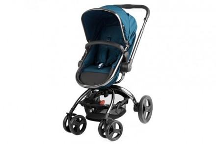 Коляска совмещает в себе функции коляски для новорожденных и прогулочной коляски. Одесса, Одесская область. фото 2