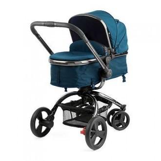 Коляска совмещает в себе функции коляски для новорожденных и прогулочной коляски. Одесса, Одесская область. фото 3