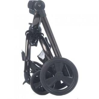 Коляска совмещает в себе функции коляски для новорожденных и прогулочной коляски. Одесса, Одесская область. фото 5