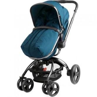 Коляска совмещает в себе функции коляски для новорожденных и прогулочной коляски. Одесса, Одесская область. фото 6