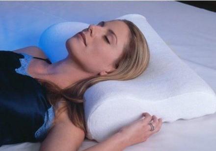 Ортопедическая подушка для сна Memory Pillow с памятью. Днепр. фото 1