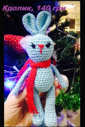 Игрушка Кролик. Южноукраинск. фото 1