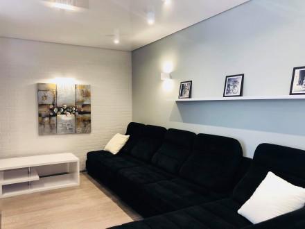 Укомплектована нова квартира з дизайнерським ремонтом.  Усе нове 12000+ ліч П. Автовокзал, Ровно, Ровненская область. фото 13