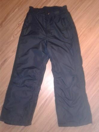 Лижні штани. Бровары. фото 1