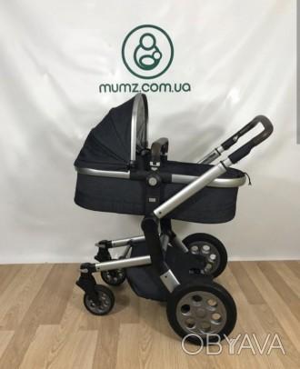 Spiksplinternieuw ᐈ Детская универсальная коляска 2 в 1 Joolz Day Quadro Denim QU-01