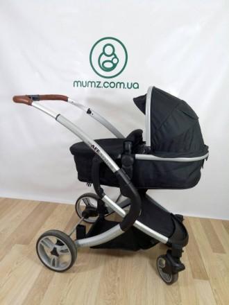 Крутая колясочка для двойни или погодок!!! Так же можно использовать как одиночн. Сумы, Сумская область. фото 4