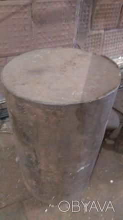 НАЛИЧИЕ:  Круг 38Х2МЮА ф-175 (0,29 м.)  -56 кг. горячекатаный. Клеймо (фото). Запорожье, Запорожская область. фото 1