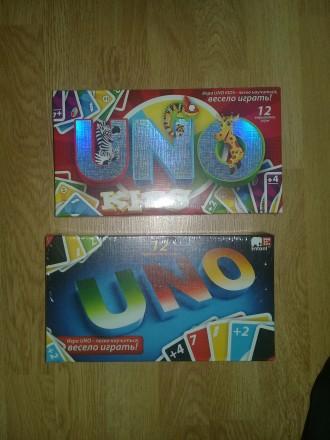 Веселая настольная игра УНО для всей семьи. Буча. фото 1