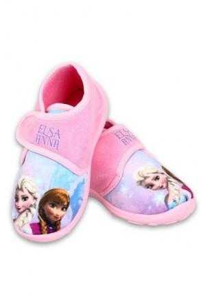 капці Disney  для дівчинки на липучці. Смела. фото 1