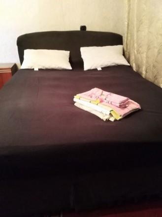 Кабельное ТВ, wi-fi скоростной, кровать, диван, шкаф, стиральная машинка автомат. Одесса, Одесская область. фото 4