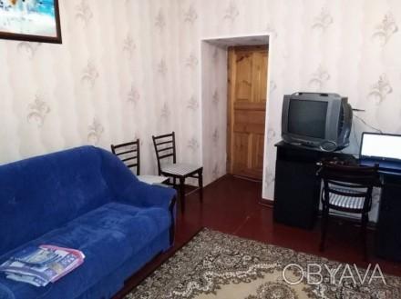 Кабельное ТВ, wi-fi скоростной, кровать, диван, шкаф, стиральная машинка автомат. Одесса, Одесская область. фото 1
