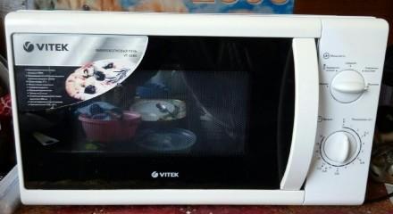 Микроволновая печь VITEK VT-1680. Купянск. фото 1