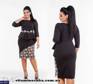 Платье женское  размеры 50 52 54 56. Купянск. фото 1