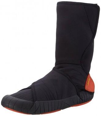 Vibram Furoshiki Neoprene Boot Mid.  Цвет: Черный/Оранжевый. Размеры: XS (36-. Киев, Киевская область. фото 3