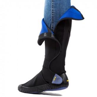 Vibram Furoshiki Neoprene Boot High.  Цвет: Черный/Синий. Размеры: XS (36-37). Киев, Киевская область. фото 4